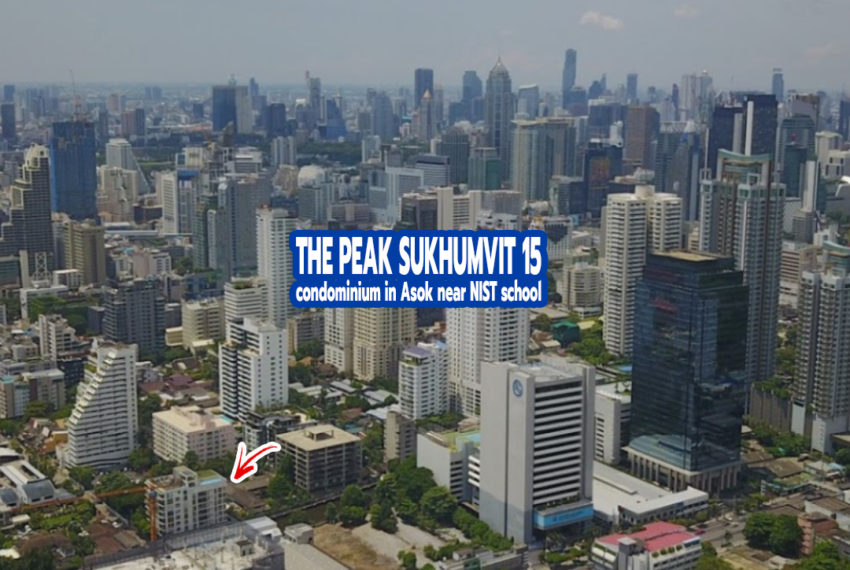 The Peak Sukhumvit 15 condo 1 - REMAX CondoDee