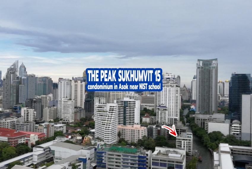 The Peak Sukhumvit 15 condo 2 - REMAX CondoDee