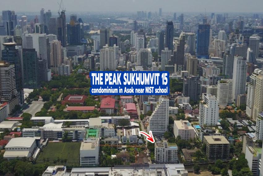The Peak Sukhumvit 15 condo - REMAX CondoDee
