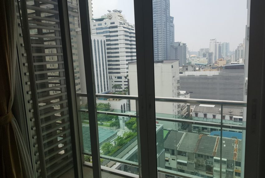 The Prime 11 - 1-bedroom - Sale - mid-Floor - balcony view