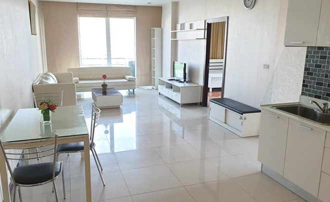 Flat for rent at Sukhumvit 11 - 2 bedroom - mid floor - The Prime 11 Condominium in Nana