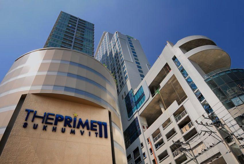 The Prime 11 Condominium in Nana - building