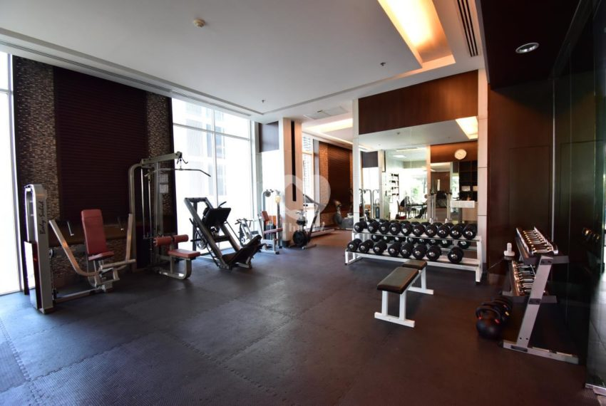 The Prime 11 Condominium in Nana - fitness