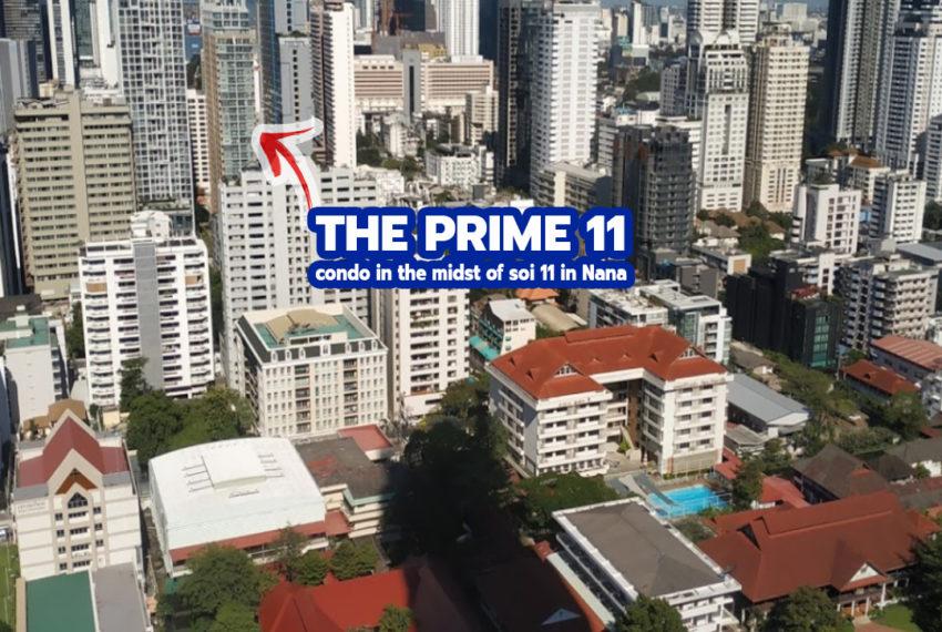 The Prime 11 condo 1 - REMAX CondoDee