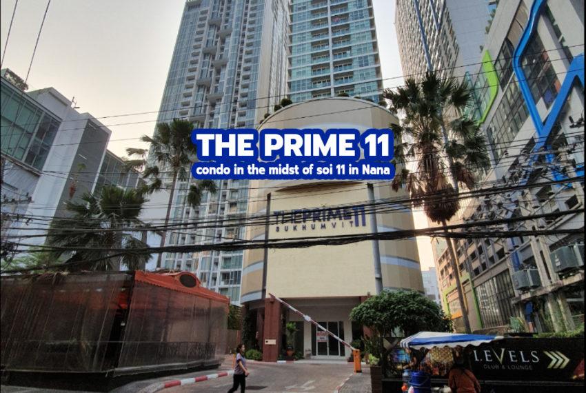 The Prime 11 condo - REMAX CondoDee