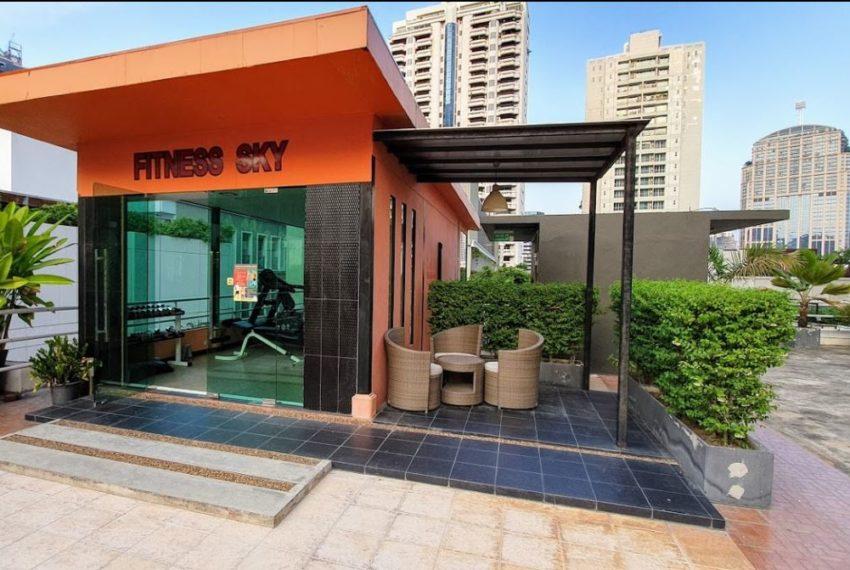 The Prime Suites Sukhumvit 18 Condominium - fitness