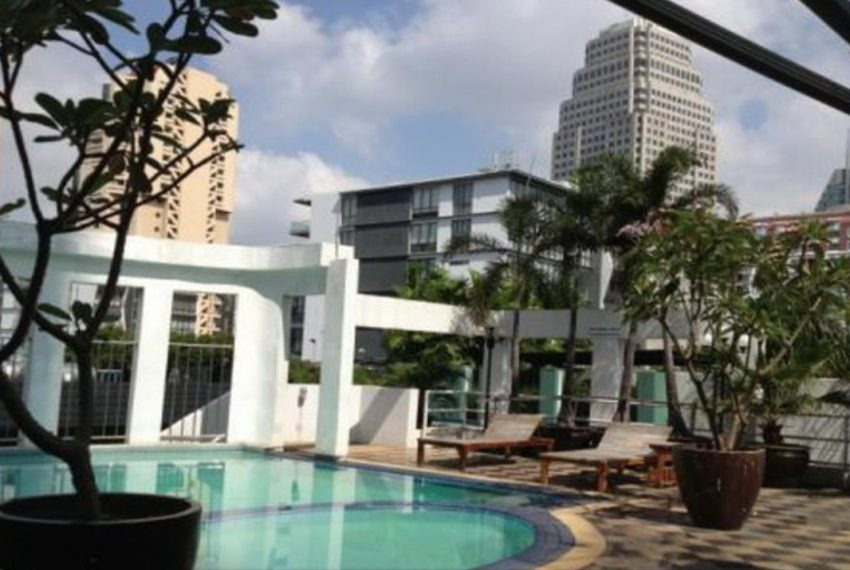 The Prime Suites Sukhumvit 18 Condominium - garden 2