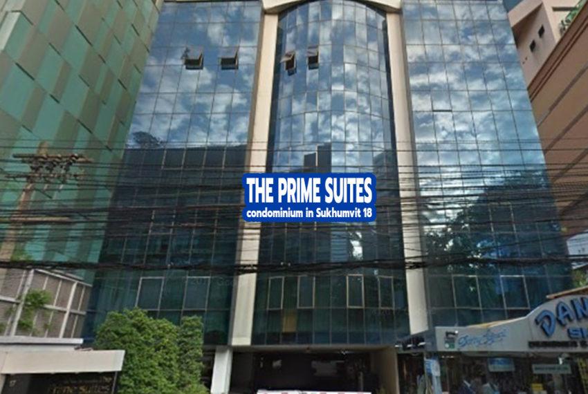 The Prime Suites condo by REMAX CondoDee