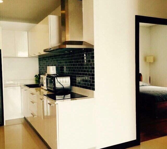 The Prime Sukhumvit 11 - 2-bedrooms - sale - equipped kitchen