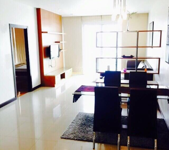 The Prime Sukhumvit 11 - 2-bedrooms - sale - living