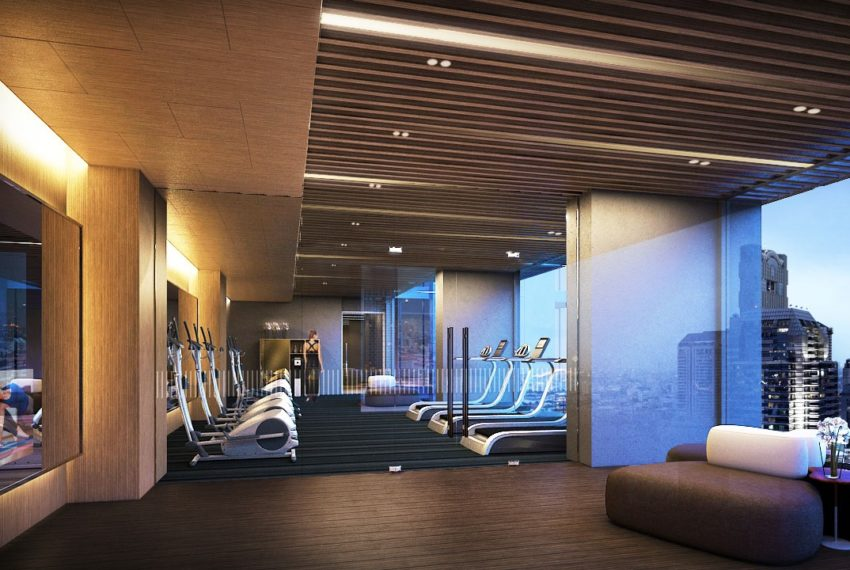 The Rich Nana Condominium - Fitness
