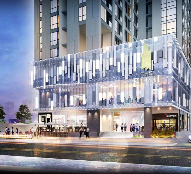 The Rich Nana Condominium - Perspective