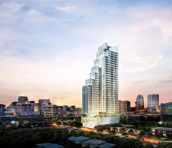 The Rich Nana Condominium - building