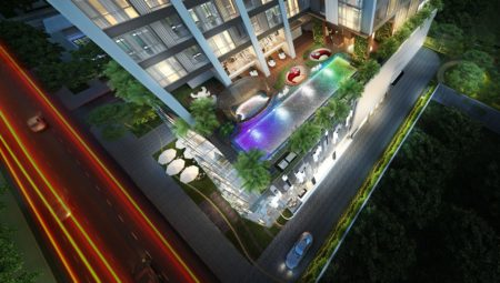 Luxury Condo in Nana, Bangkok with 6% Rental Guarantee