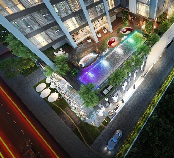 The Rich Nana Condominium - overall