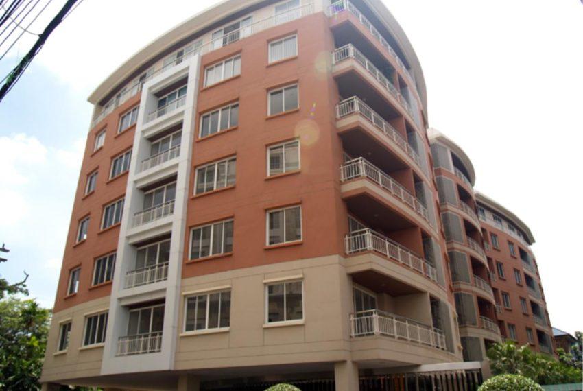 The Rise Sukhumvit 39 - building
