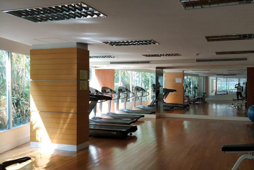 The Rise Sukhumvit 39 - gym