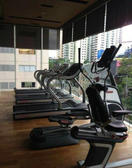 The Room Asoke fitness 02