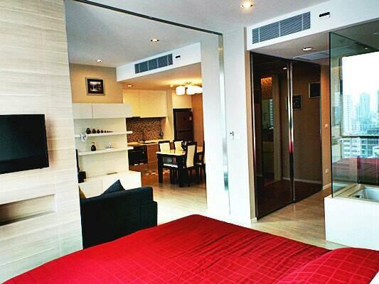 The Room Asoke - living area