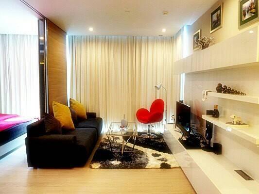 The Room Asoke living room 02