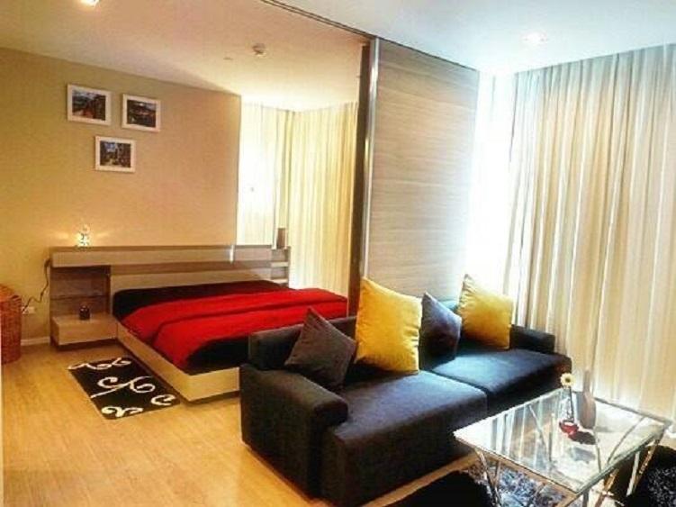 The Room Asoke living room