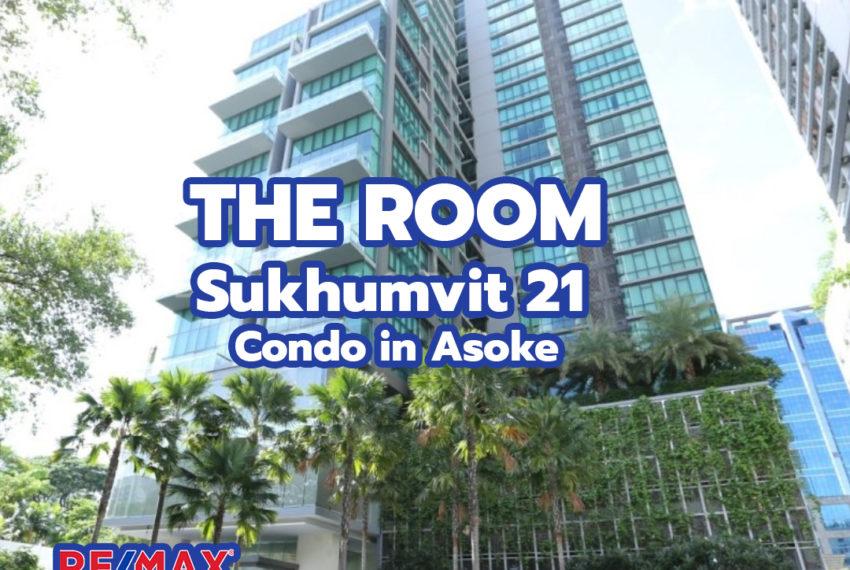 The Room SUkhumvit 21 condominium - REMAX CondoDee
