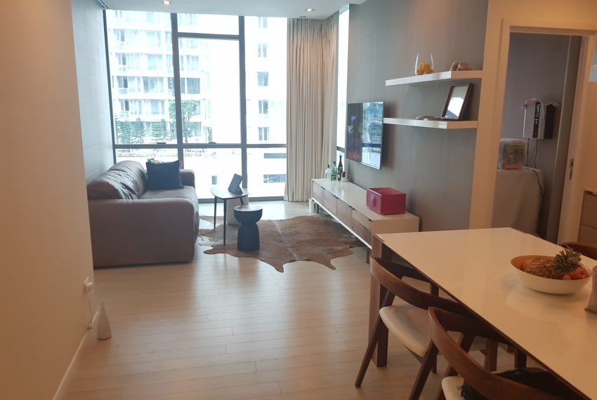 The-Room-Sukhumvit-21-1bedroom-sale-dinning