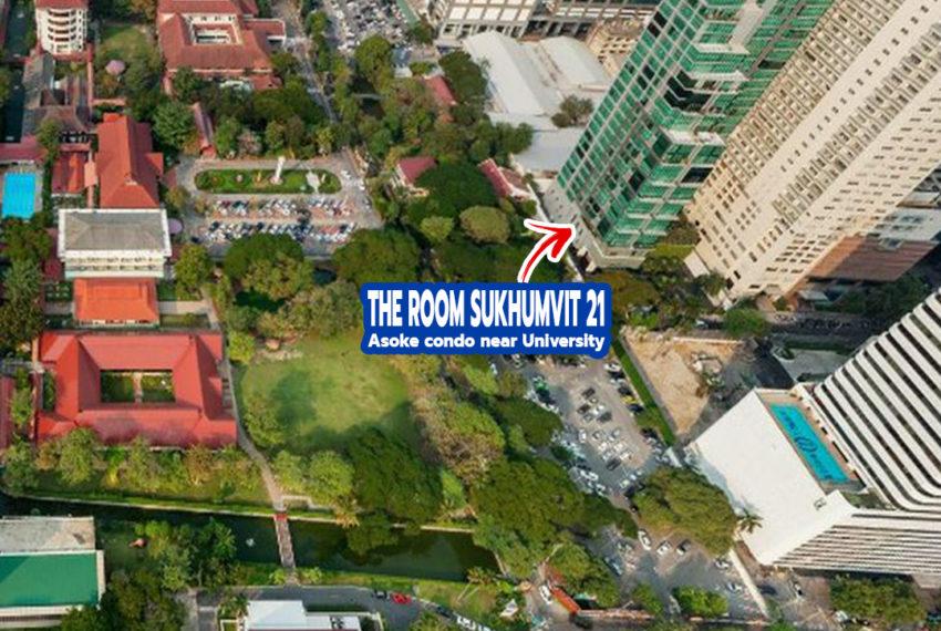 The Room Sukhumvit 21 condo 1 - REMAX CondoDee