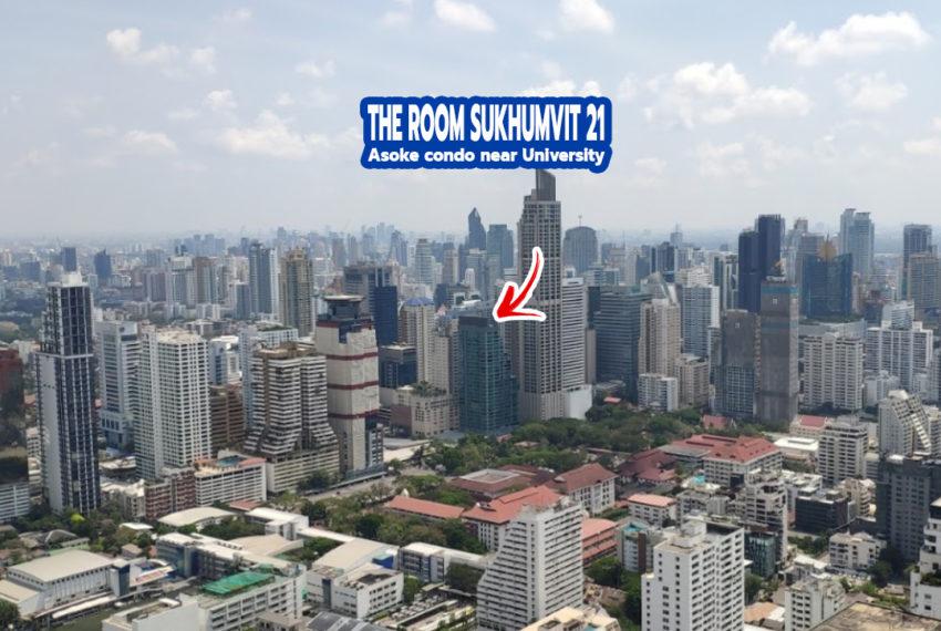 The Room Sukhumvit 21 condo 2 - REMAX CondoDee