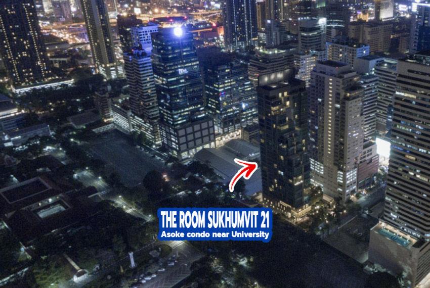 The Room Sukhumvit 21 condo 3 - REMAX CondoDee