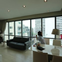 Duplex For Sale in The Room Sukhumvit 21 – High Floor – Asoke