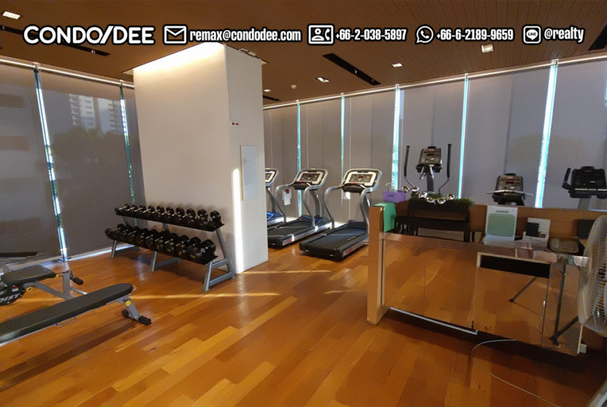 The Room Sukhumvit 21 - fitness