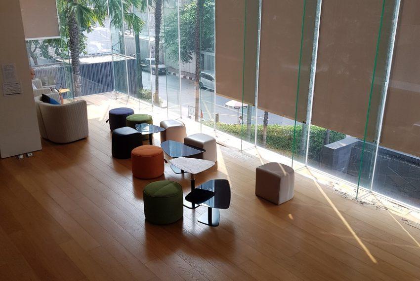 The Room Sukhumvit 21 - public area