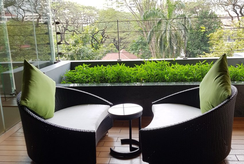 The Room Sukhumvit 21 - relaxinf