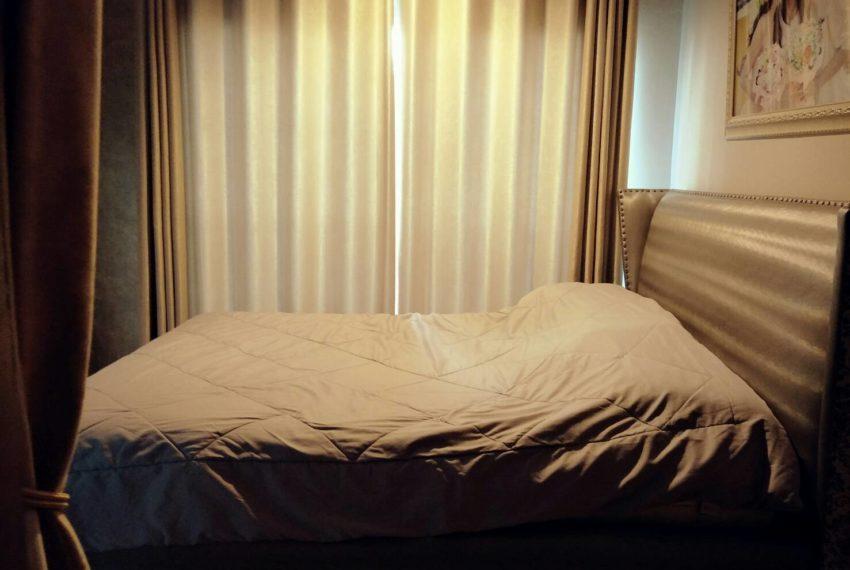 The Seed Musee Sukhumvit 26 condo - bedroom