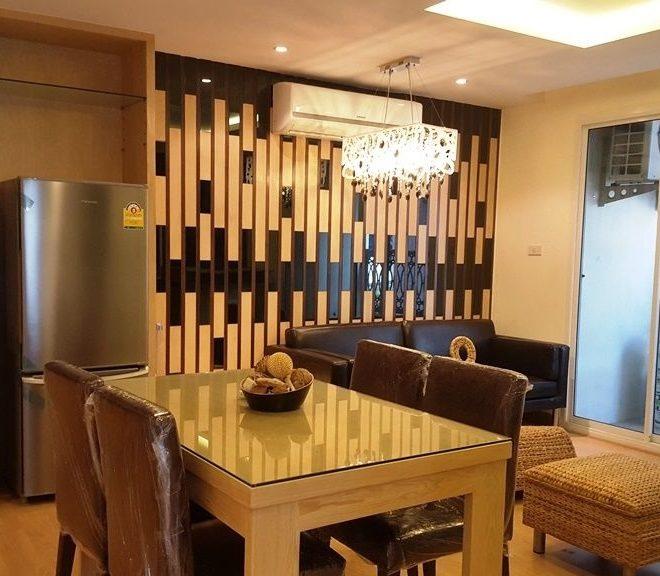 Apartment for sale at Sukhumvit near BTS BangChak - 2 bedroom - low floor - Symphony Sukhumvit condominium