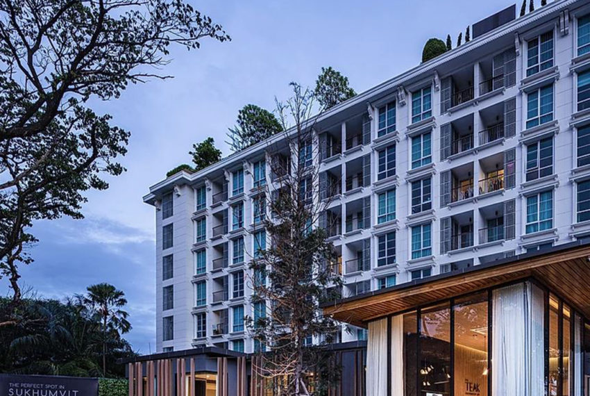 The Teak Sukhumvit 39 1 - REMAX CondoDee
