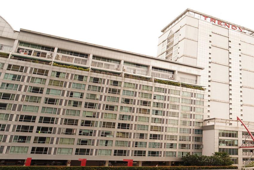 The Trendy Condominium in Sukhumvit 13 - building2
