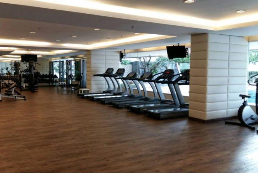The Trendy Condominium in Sukhumvit 13 - fitness