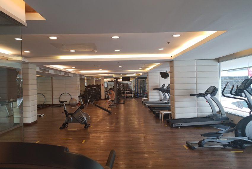 The Trendy Condominium in Sukhumvit 13 - gym (2)