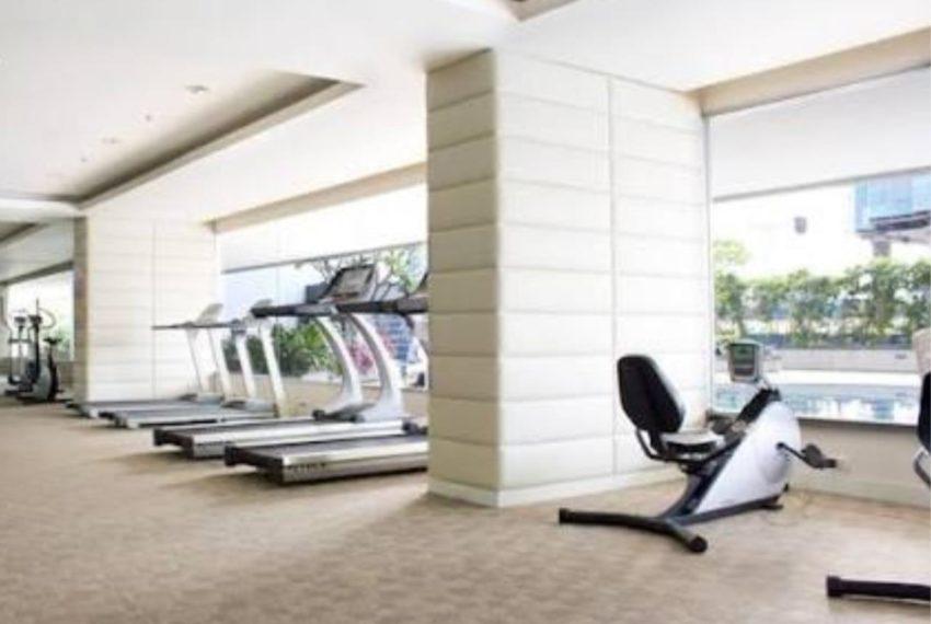 The Trendy Condominium in Sukhumvit 13 - gym