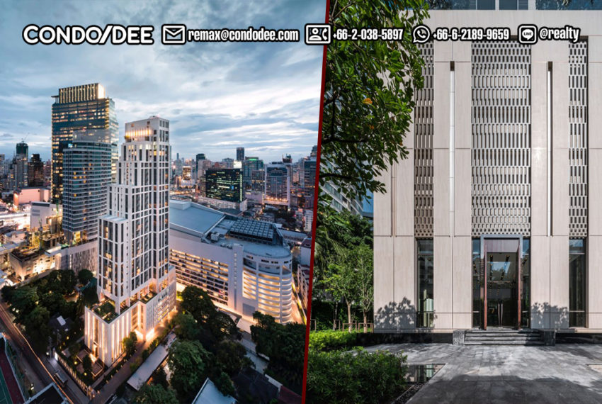 The XXXIX By Sansiri - Luxury Condominium Near Emquartier