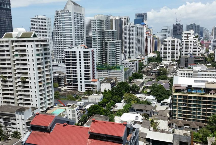 The edge Sukhumvit 23 rent - view