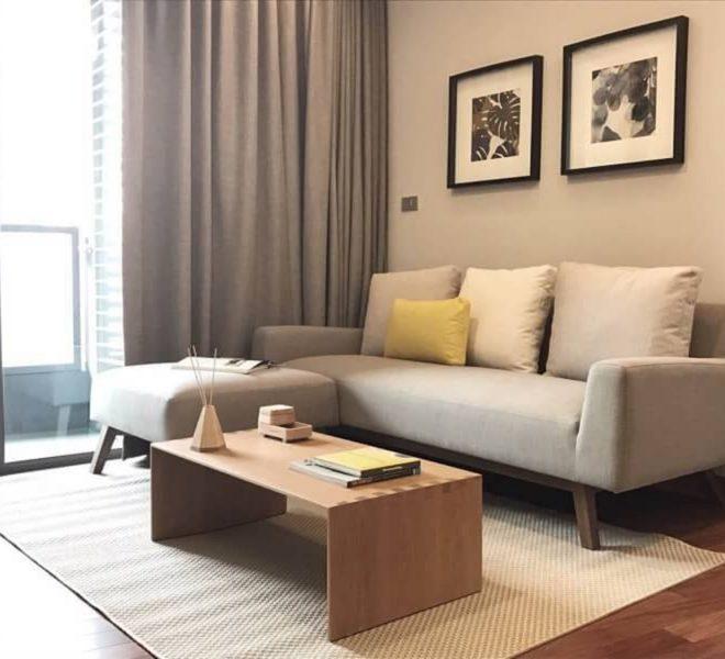 2-bedroom condo for rent in Prompong - mid-floor - The Lumpini 24