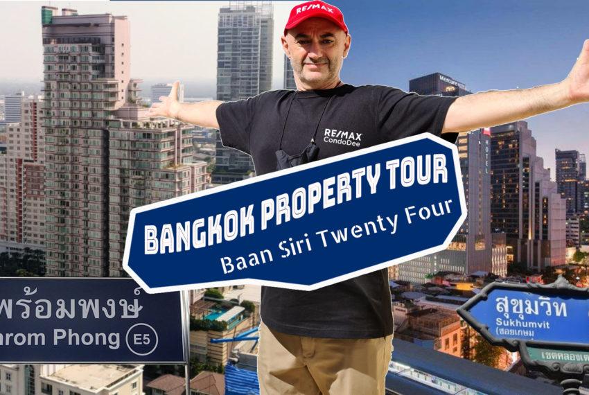Thumbnail YouTube - property tour