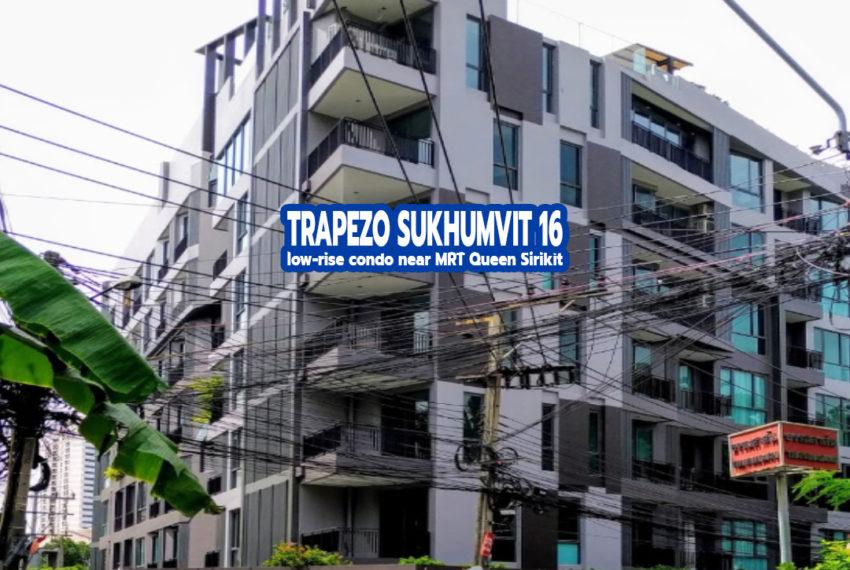 Trapezo Sukhumvit 16 1 - REMAX CondoDee