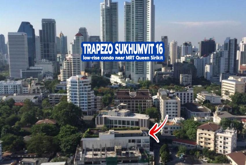 Trapezo Sukhumvit 16 3 - REMAX CondoDee