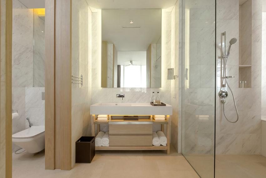 Twinpalmes Residences MontAzure - One Bedroom Show Suite - Bathroom