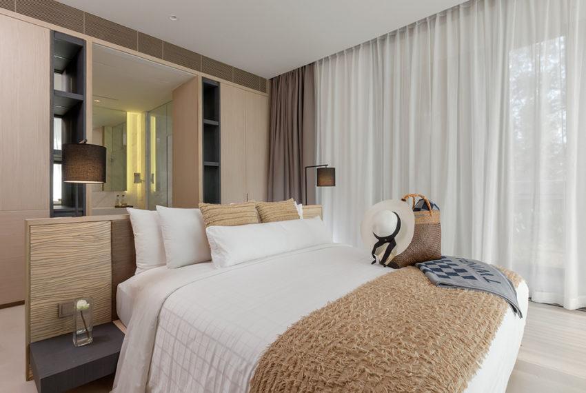 Twinpalmes Residences MontAzure - One Bedroom Show Suite - Bedroom2