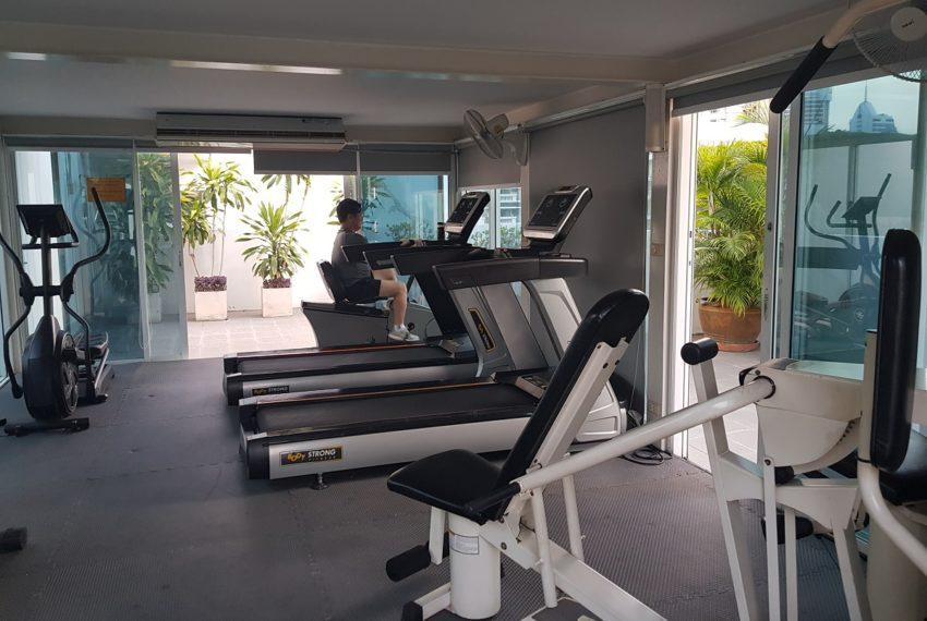 Urbana 15 - fitness